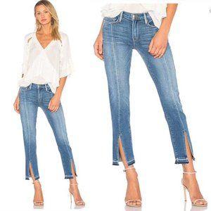 Frame Le Nouveau Straight Front Split Jeans 29